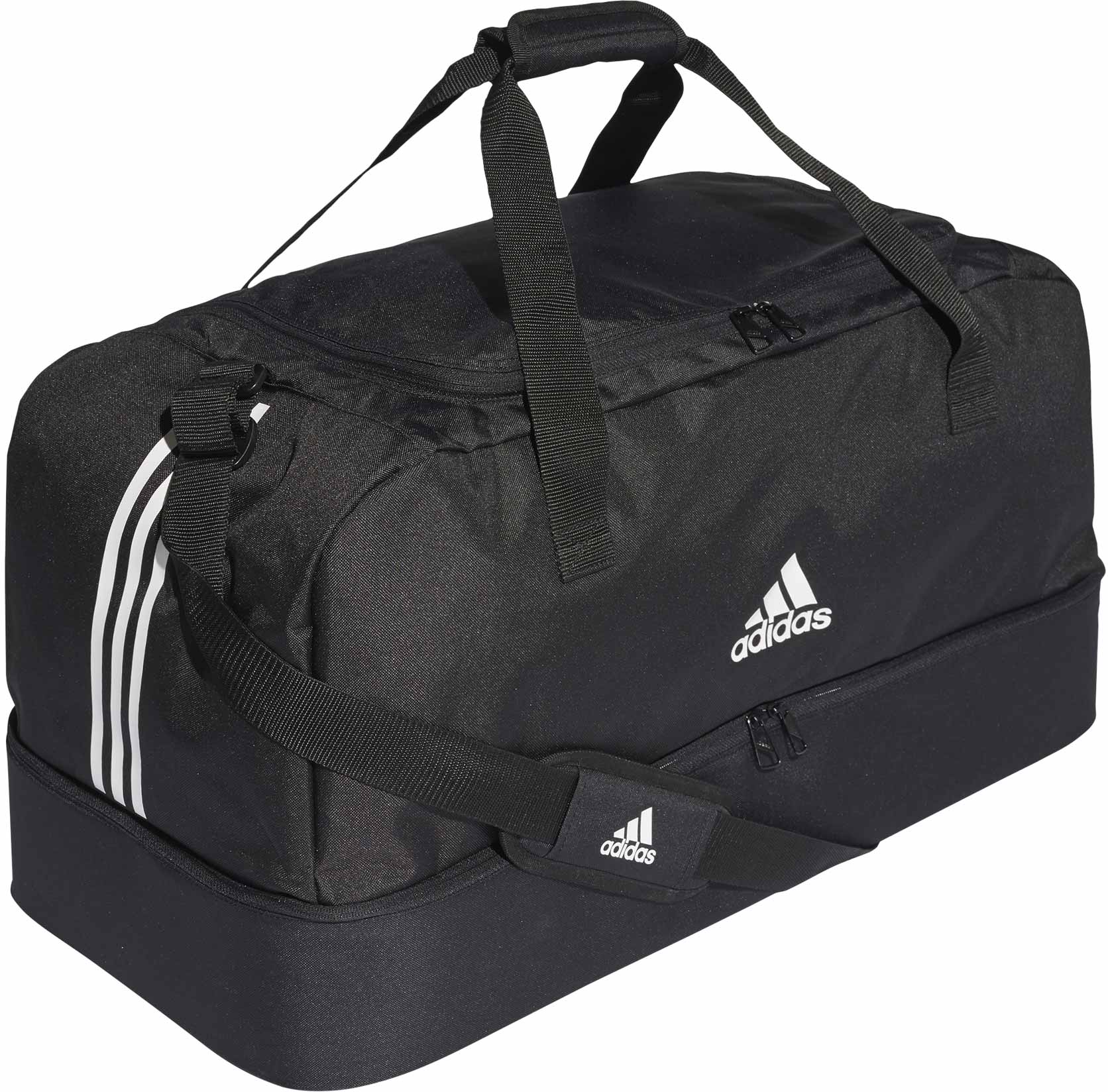 6bf503fc5 Sportovní taška adidas Tiro DU TB S černá   Litosport Litoměřice