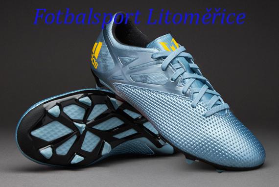 7baee9e30e3 Kopačky adidas Messi 15.3 FG AG SYN modrá