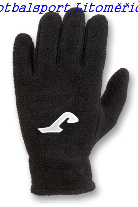 Hráčské zimní rukavice Joma Fleecové  d16e19388f