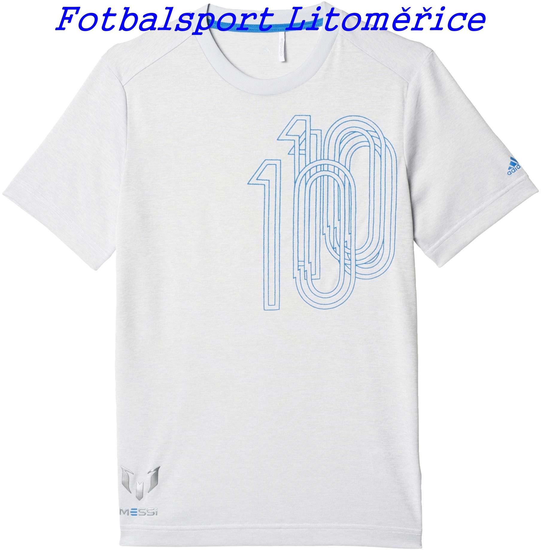 Tričko adidas Messi Icon TEE d873d86d92a