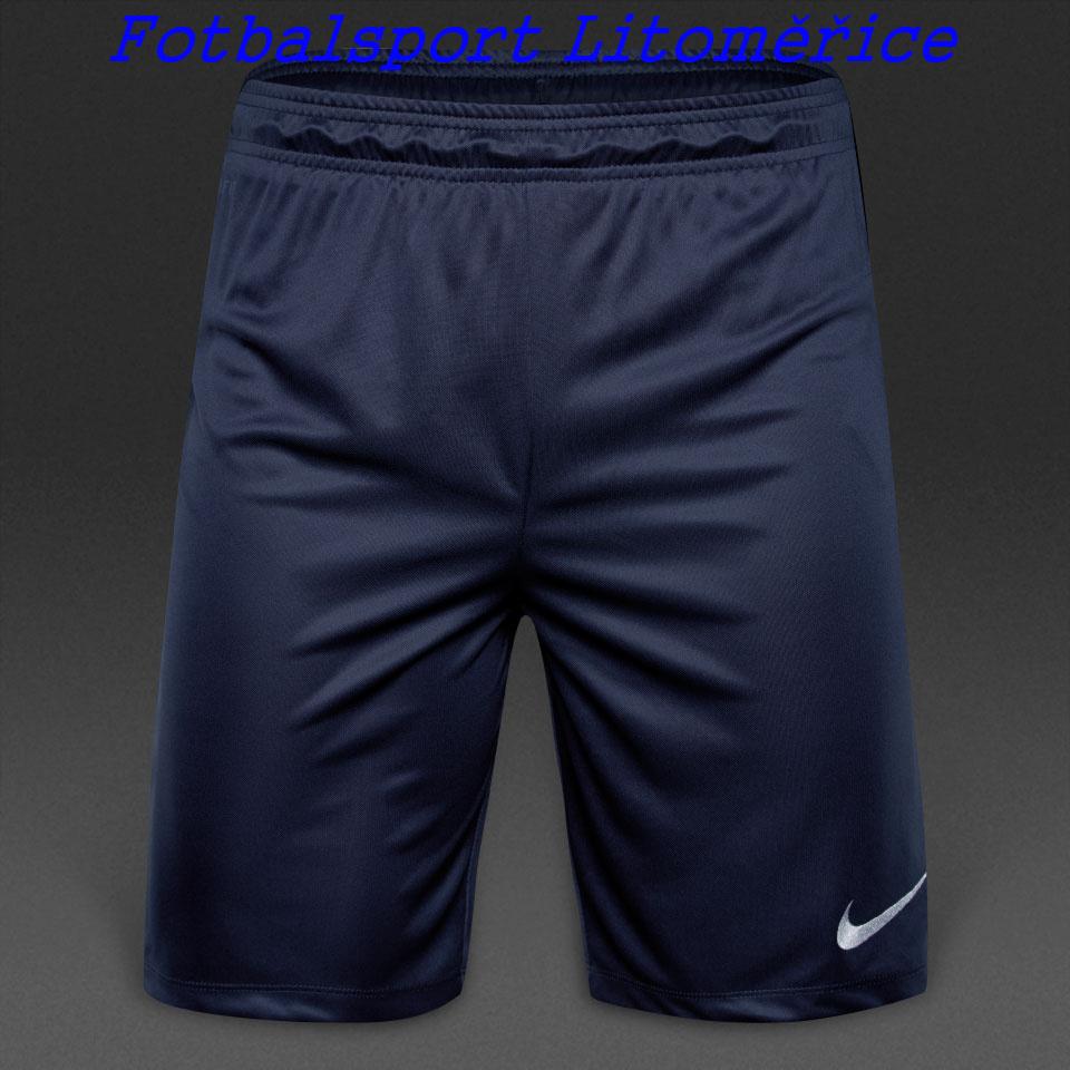 c1aa7950e5c Pánské trenky Nike Park II Knit Short tmavě modrá