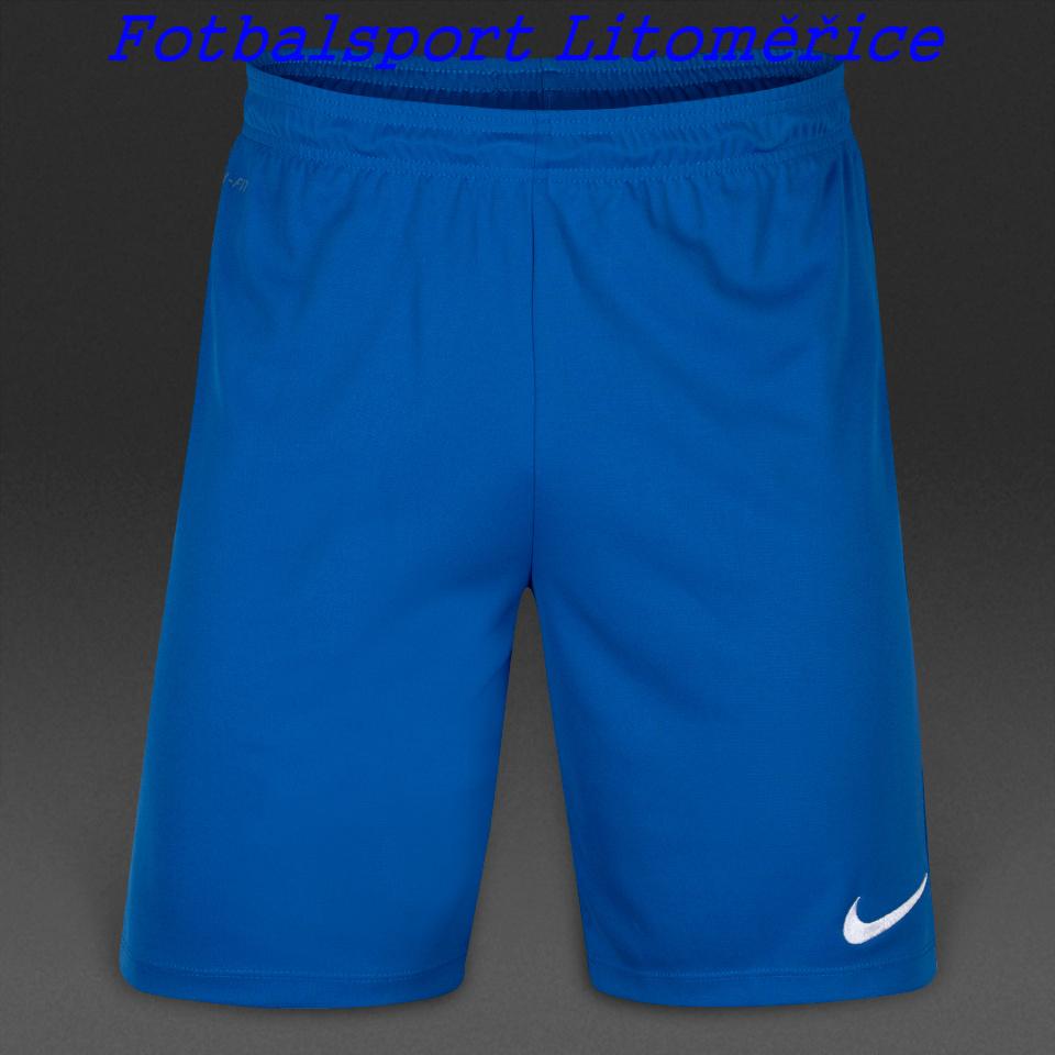 7b58ddbeffa Pánské trenky Nike Park II Knit Short modrá