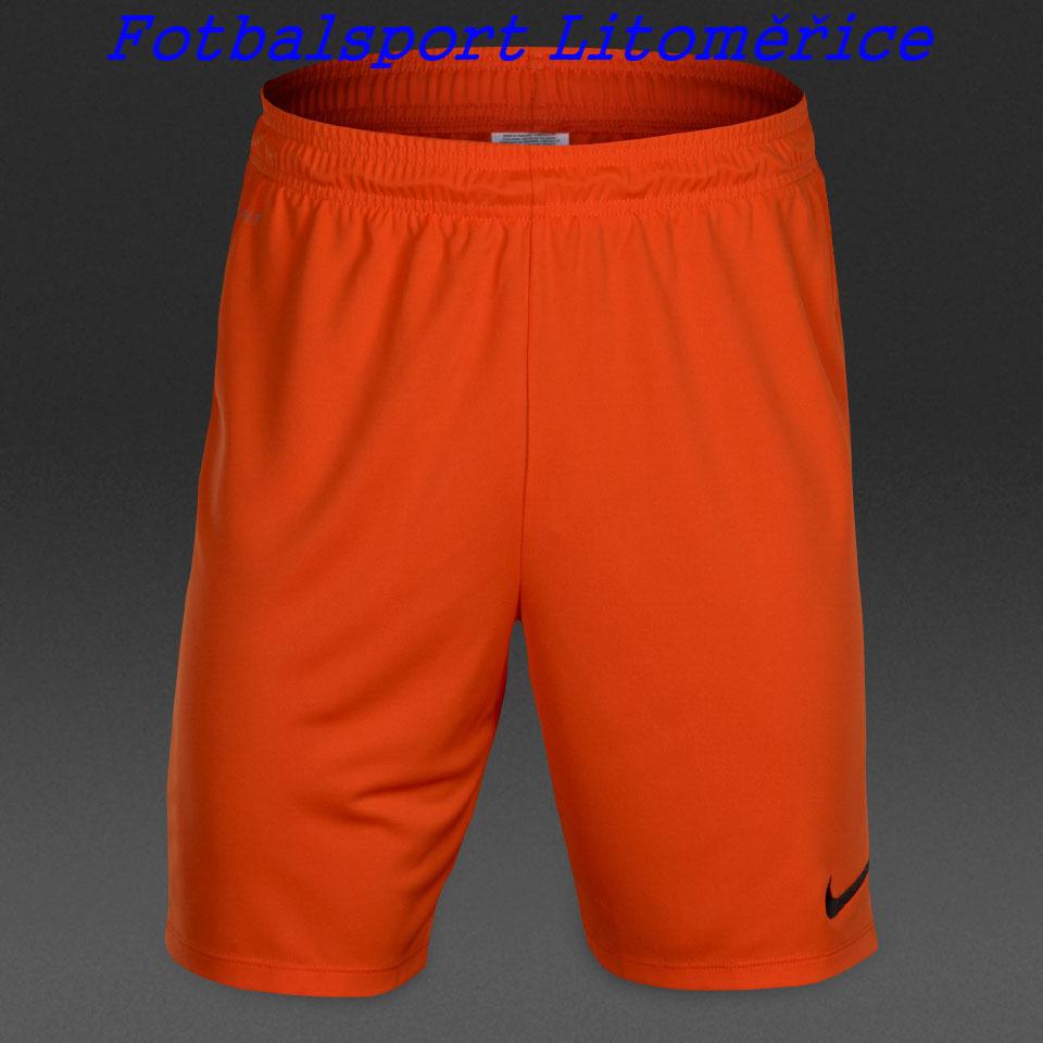 0255bd659d3 Pánské trenky Nike Park II Knit Short oranžová