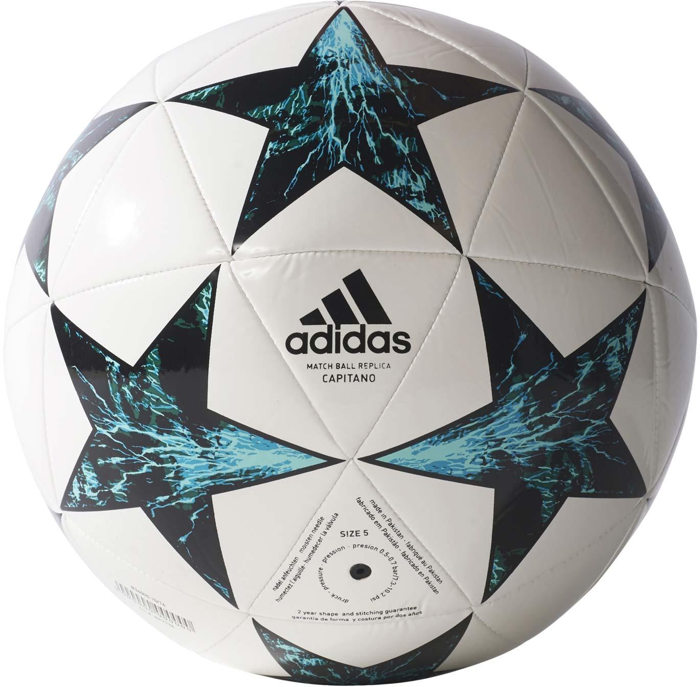 Fotbalový míč adidas Finale 17 Capitano 82ae762ebd