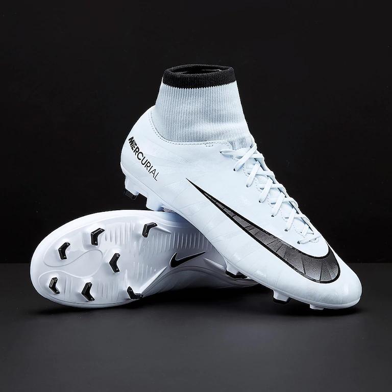 Kopačky Nike Mercurial Victory VI CR7 DF FG bílá  6876e3e198