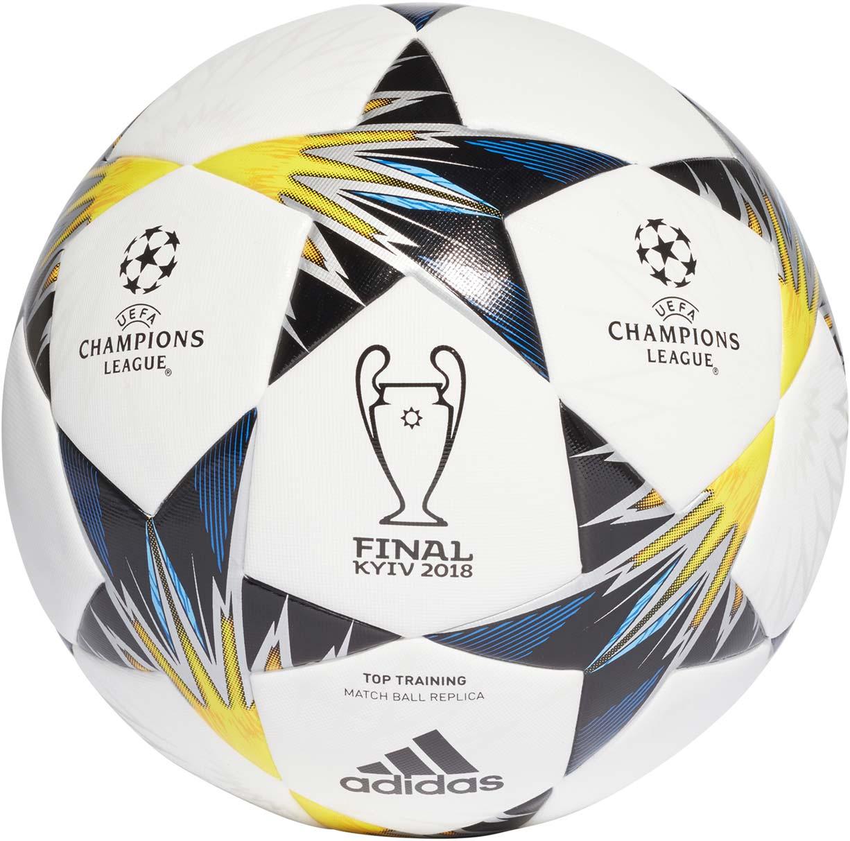 4bcef96e034 Fotbalový míč adidas Finale Kiev Top Training