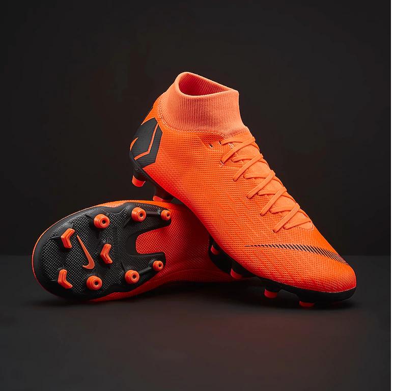 ac4748ff150d7 Dětské kopačky Nike JR Superfly 6 Academy MG oranžová | Litosport ...