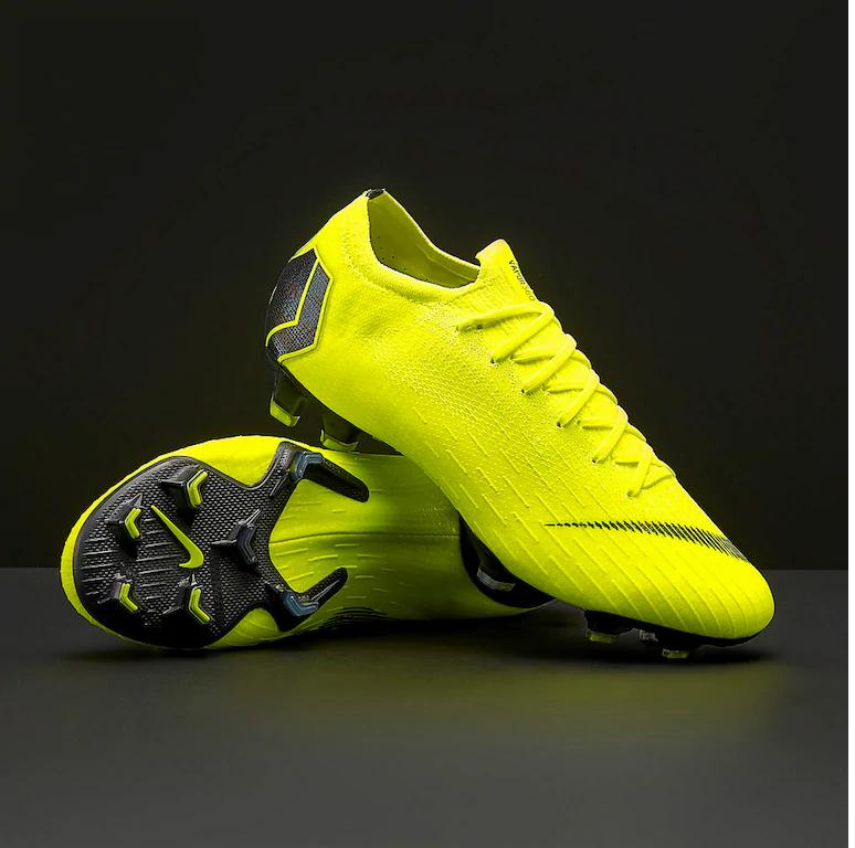 456f812355734 Kopačky Nike Mercurial Vapor 12 Elite FG zelená | Litosport Litoměřice