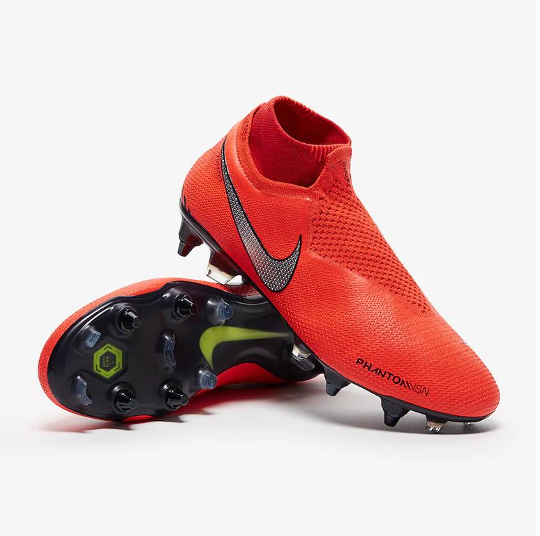 Kopačky Nike Phantom VSN Elite DF SG-Pro AC modrá  c4f4d9f204
