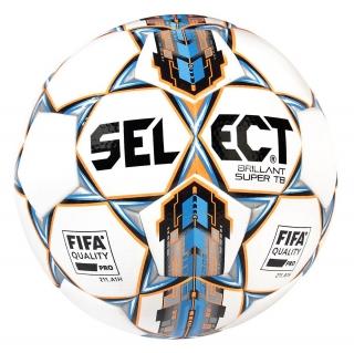 Fotbalový míč Select Brillant Super TB 85a0bc2d35